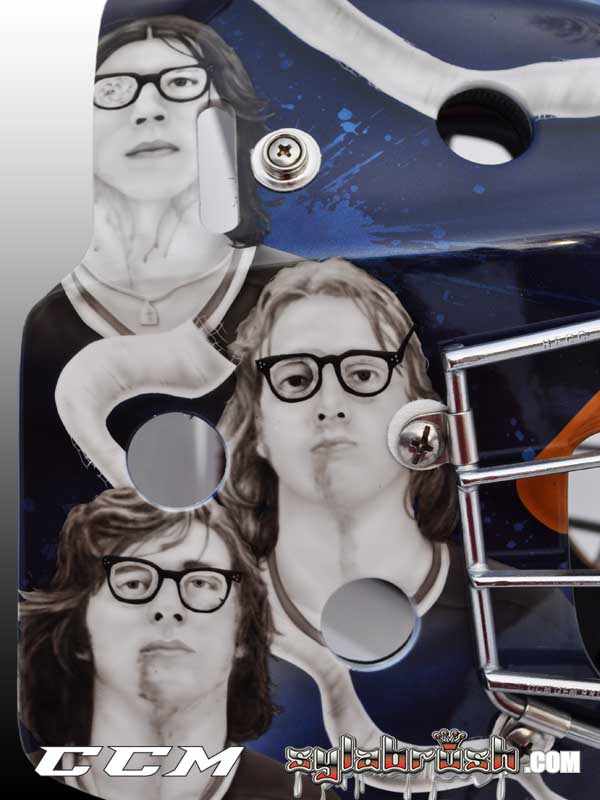 <p>The Hanson brothers</p>